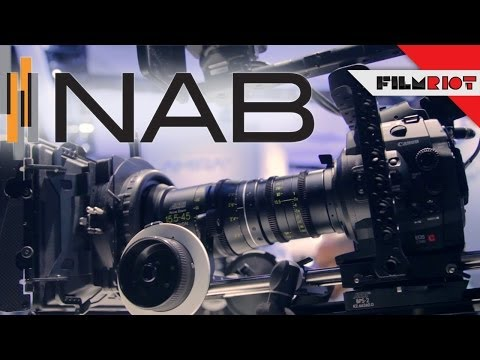 The Best of NAB 2014 & The Blackmagic URSA!