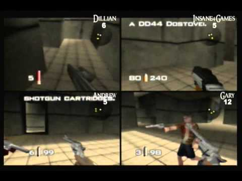 The Retro Room: GoldenEye 007 Tournament
