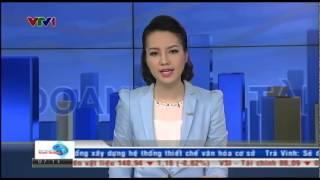 VTV ban tin Tai chinh sang 22 07 2014