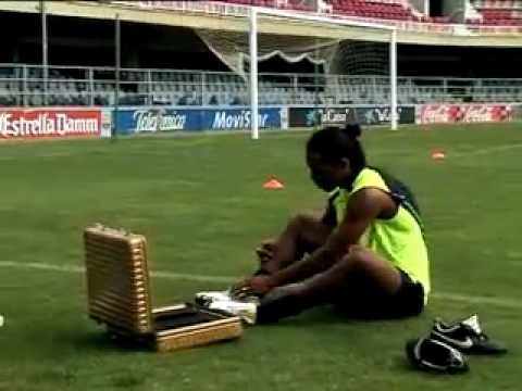 Ronaldinho Skills Session video