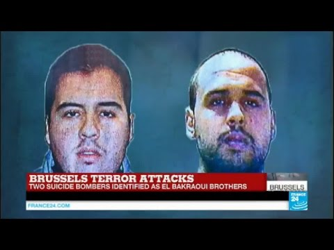 Brussels Terror attacks: two suicide bombers identified as El-Bakraoui brothers