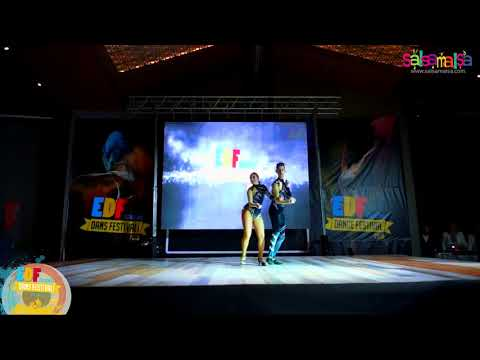 Murat Duman - Sema Çakır Dance Performance | EDF-2018