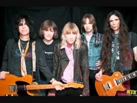 Kix - Restless Blood