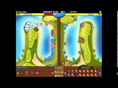Bloons TD Battles: The Return of JOE! Part 1