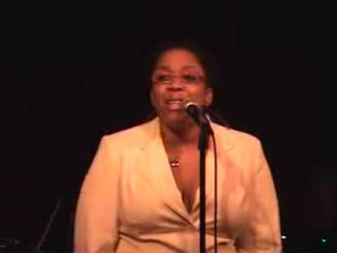 Crystal Monee Hall sings Never Neverland (Fly Away) - Live at Birdland -12/7/09