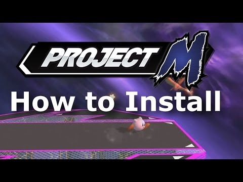 How To Install Project M 3.5 - Super Smash Bros Brawl