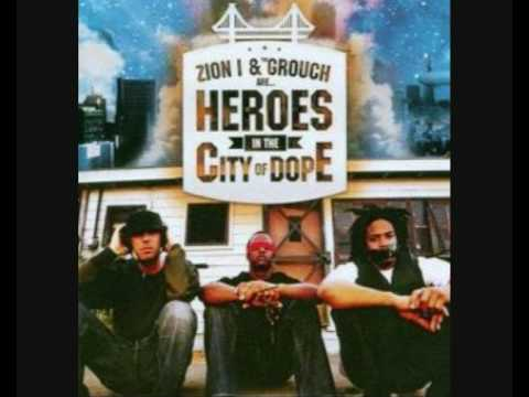 Zion I & The Grouch - Digital Dirt (Heroes in the City of Dope) + LYRICS