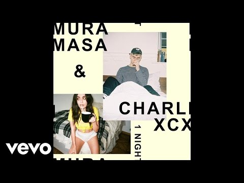 Mura Masa & Charli XCX - 1 Night (Official Audio)