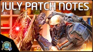 Quake Champions - NEW PATCH! Balance Updates, New Map, and More