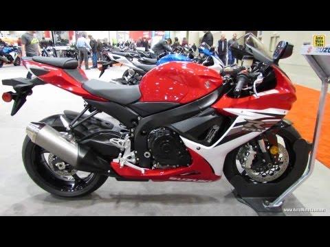 2013 Suzuki Hayabusa GSX1300R - Walkaround - 2012 Toronto Motorcycle