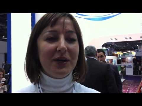 Azerbaijan Tourism Board at World Travel Market 2012