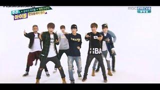 [Eng Sub] 140430 BTS Bangtan Boys (방탄소년단) Random Play Dance Weekly Idol Ep 144 MP3