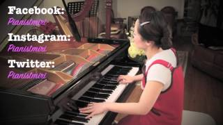 Agatha Lee Monn Video - Kristen Bell - Do You Want to Build a Snowman | Piano Cover by Pianistmiri 이미리