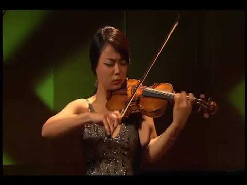 Violinist Soyoung Yoon on Korean Television