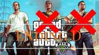 GTA 5 Trevor Kills Franklin And Michael