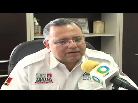 Ayuntamiento de Tuxtla instalará alertas sísmicas