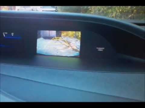 How To Install Backup Camera On 2012 Honda Civic How To