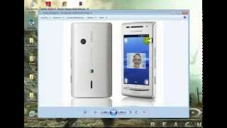 Como desbloquear el patron de un sony ericsson Xperia® X8 (funciona con otros xperia)