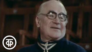 Клоун о войне. Борис Вяткин. Цирк нашего детства (1983)