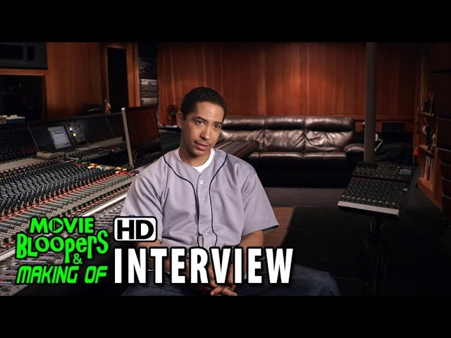 Straight Outta Compton (2015) Behind The Scenes Movie Interviews - Neil Brown Jr. is 'Yella'