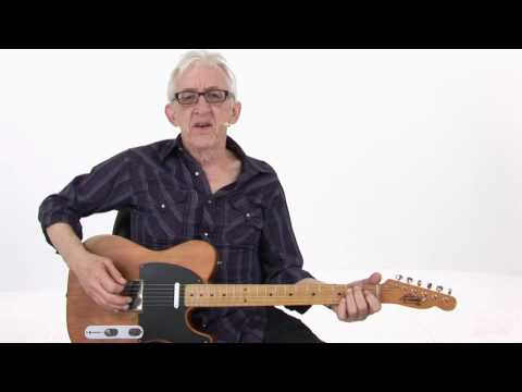 30 Hot Rod Guitar Licks - #13 Truckin'  - Bill Kirchen