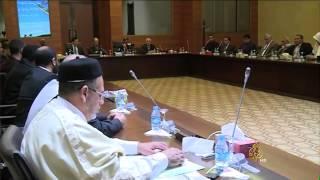اجتماع مع ممثلي منظمات المجتمع المدني في ليبيا