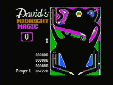 David's Midnight Magic - Apple II - Gameplay
