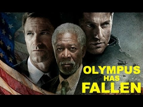 Olympus Has Fallen - Movie Review by Chris Stuckmann