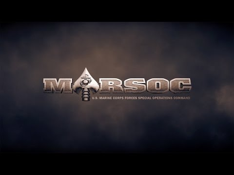[SOCOM]: Marine Special Operations Command