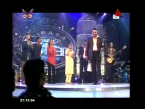 Group Song-pata Podak Sirasa Superstar Season 2 30-09-07 video