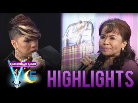Birthday gift of Mommy D. to Vice Ganda