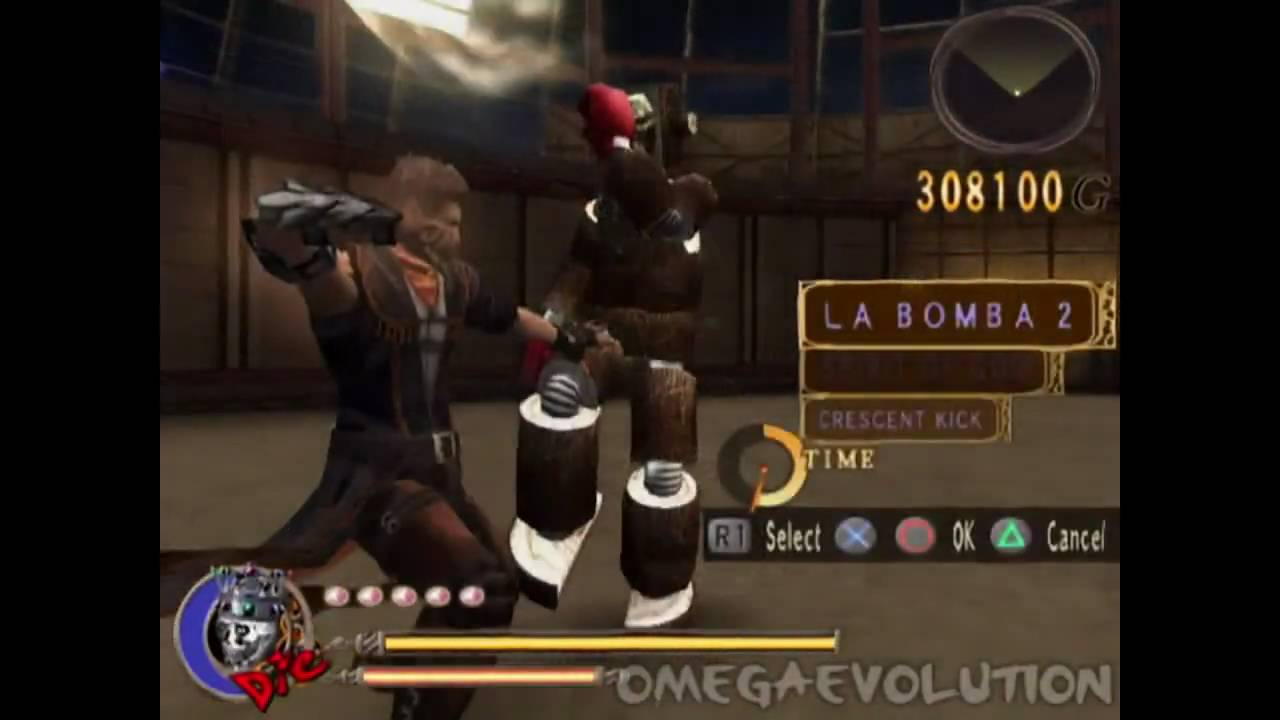 God hand all roulette