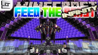 Minecraft FTB Infinity - THE WAND 8!!! ( Hermitcraft Feed The Beast E33 )