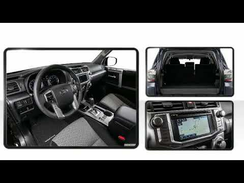 2015 Toyota 4Runner Video