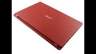 Видео ревю на Acer Aspire 3 A315-31 - Красив червен лаптоп с ниска цена