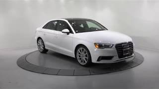 Certified Pre-Owned 2016 Audi A3 FWD Premium - G1039727