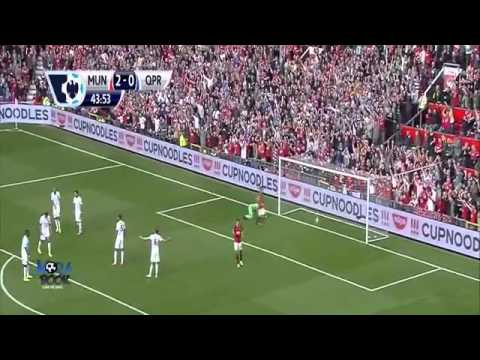 Manchester United vs QPR 4-0 All Goals and Highlights 14/9/2014 HD