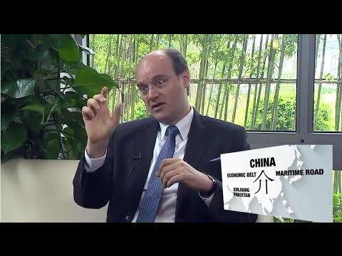 CEIBS' David Gosset explains China's New Silk Road Initiative