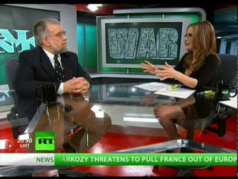 Former CIA Officer Michael Scheuer on the Economics of War with Iran