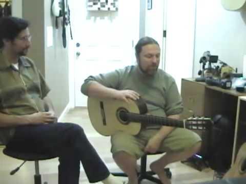 Flamenco-Lessons Webcast 4-24-09 Glenn Canin part 5