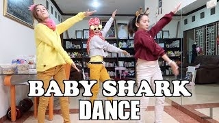 download lagu Baby Shark Dance - Ria Ricis, Marisha Chacha & gratis