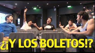 VIDA CRUEL 17 - ¡¿Y LOS BOLETOS!?