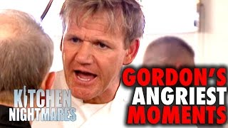 Gordon Ramsay's Angriest Confrontations on Kitchen Nightmares