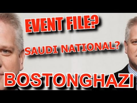 Glenn Beck's Boston Bombing Conspiracy