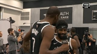 Kevin Durant - 2019 Brooklyn Nets Media Day - September 27