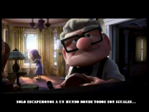 UP - Carl & Ellie Historia de amor-Mi mundo feliz-CANCIONES ROMANTICAS NUEVAS 2015 Hc Handres