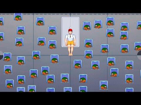 A MORTE POR 1000 SAPOS | Happy Room #2