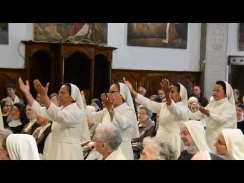 Offertoire - Danse malgache - Moniales - Notre-Dame du Laus