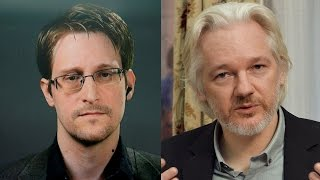 What Impact Will Trump Presidency Have on Freedom of Edward Snowden & Julian Assange?