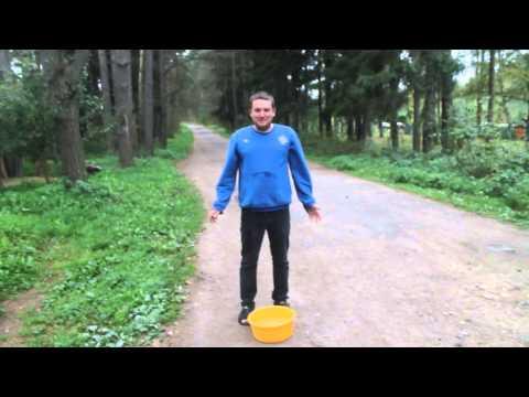 мой Ice Bucket Challenge